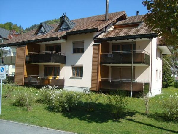 flat at the Blumenweg