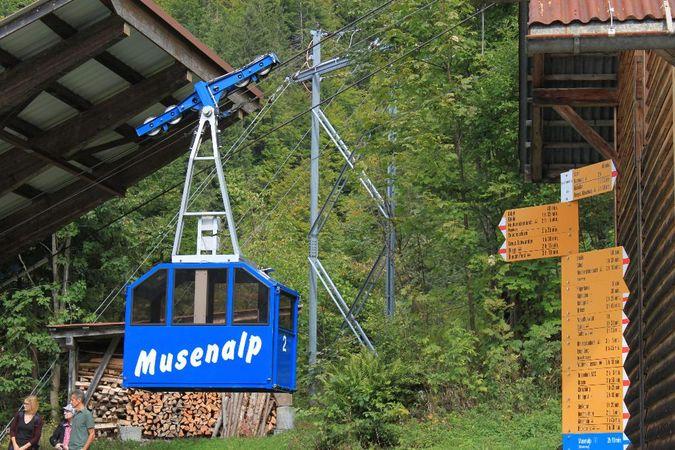 Rundtour Musenalp