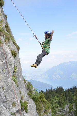 Klettergarten Klewenalp