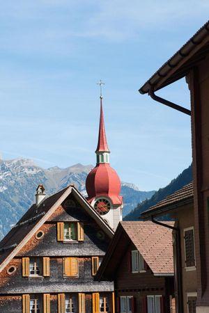 Village tour Isenthal