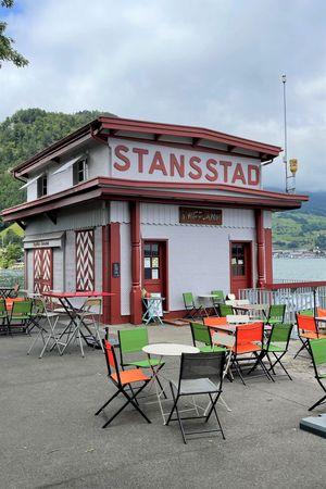 Schiffländi Stansstad (April bis September)