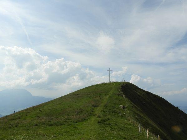 Buochserhorn summit tour