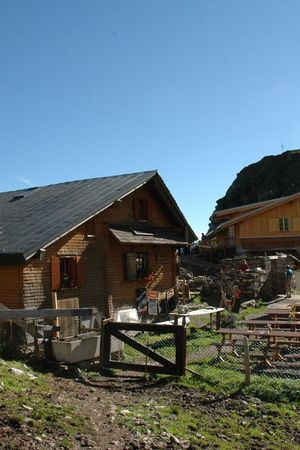 Alpbeizli Oberfeld, Bannalp