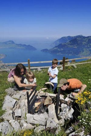 Familien-Alp-Special Seeblick Höhenhotel, from CHF 892.-