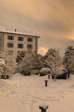 Jubiläumspackage im Hotel Villa Honegg, Ennetbürgen