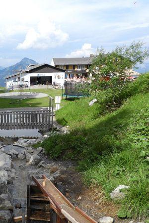 Berggasthaus Stockhütte, Emmetten
