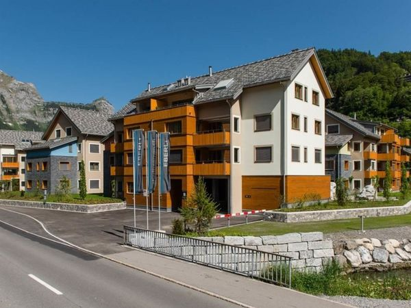 Holiday apartment TITLIS Resort Wohnung 111