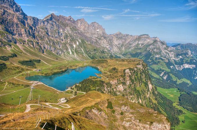 Geologischer Wanderweg Stand - Trübsee