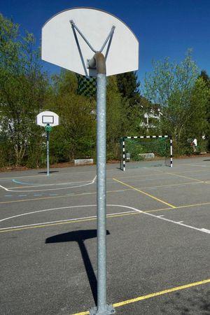 Playground Schulzentrum Turmatt (school), Stans
