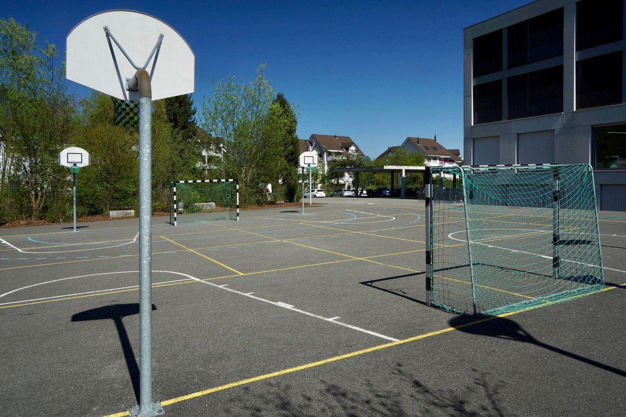 Spielplatz Schulzentrum Turmatt, Stans