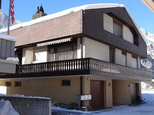 Holiday apartment Birkenstrasse 70/1