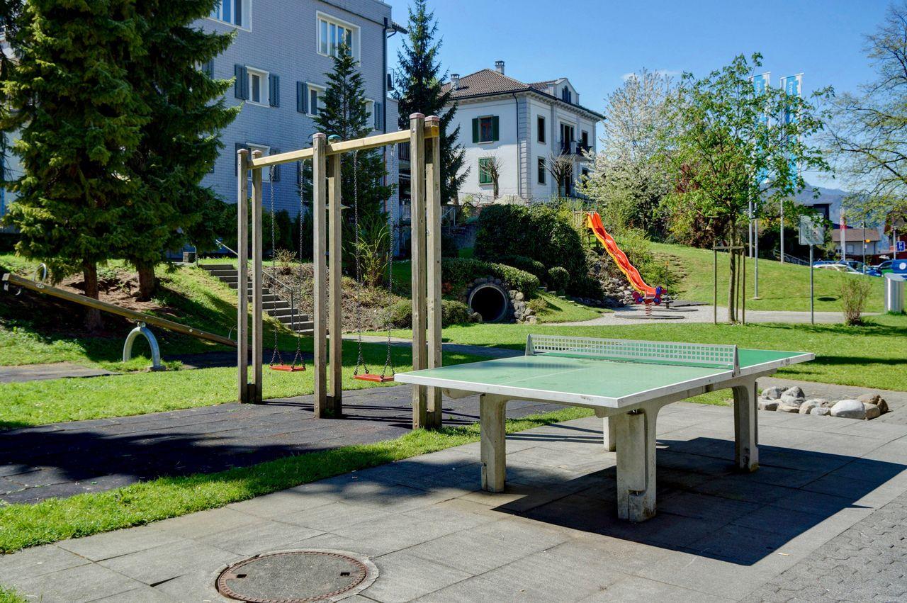 Spielplatz Steinmättli, Stans