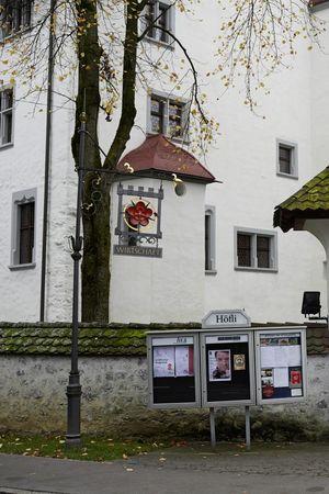 Wirtschaft zur Rosenburg Höfli, Stans