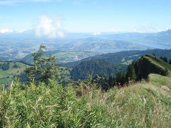 Eigenthal valley to Regenflüeli