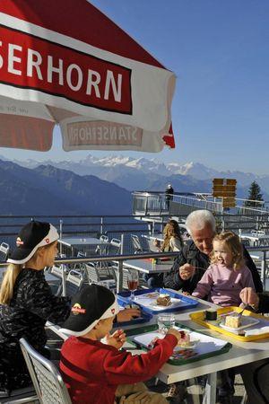 Drehrestaurant Rondorama, Stanserhorn
