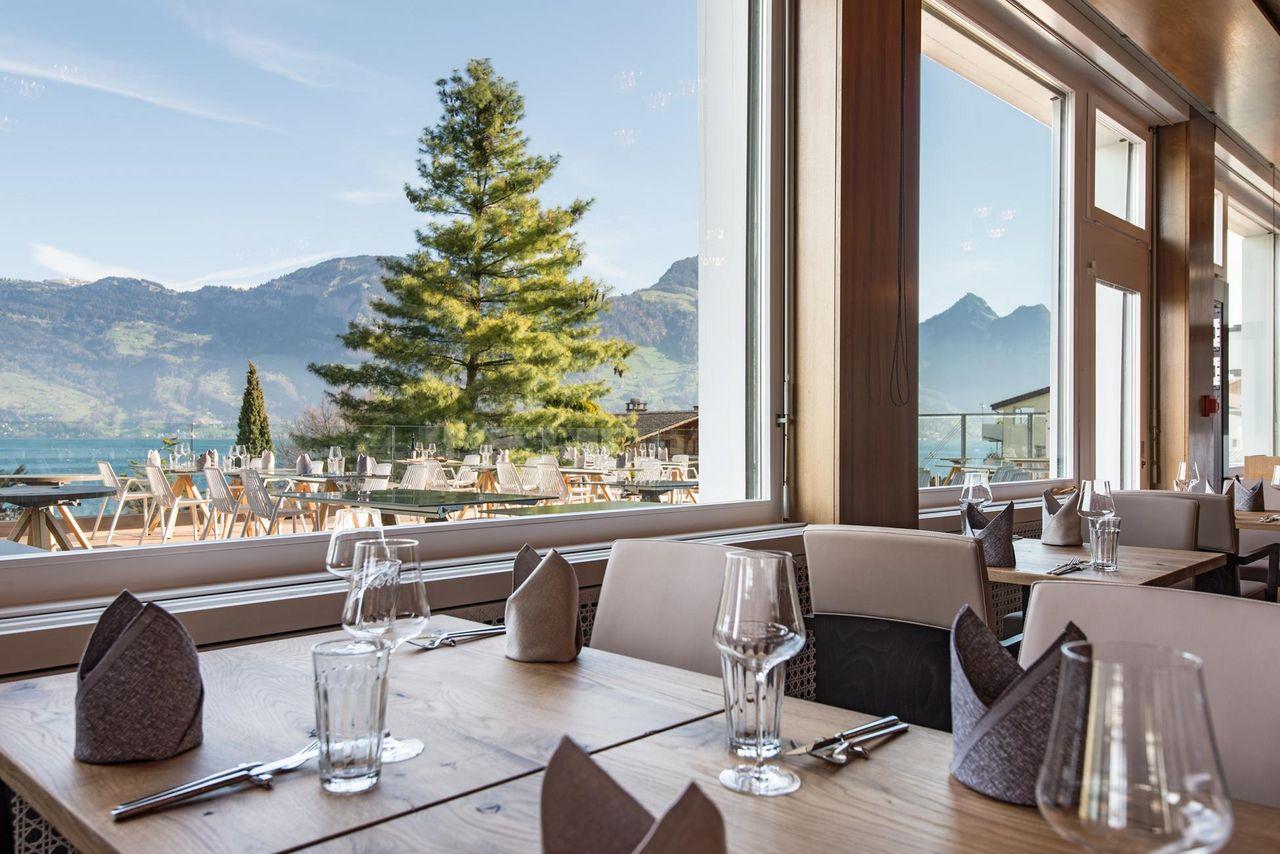Seerausch Restaurant / Hotel / Lounge, Beckenried