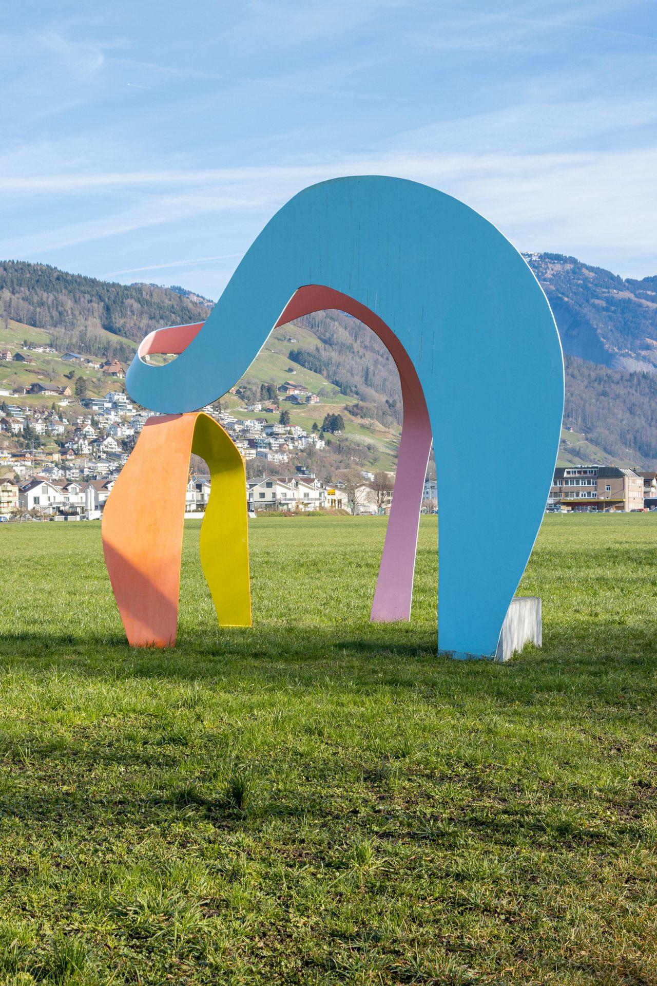 Ennetbürgen Sculpture Park