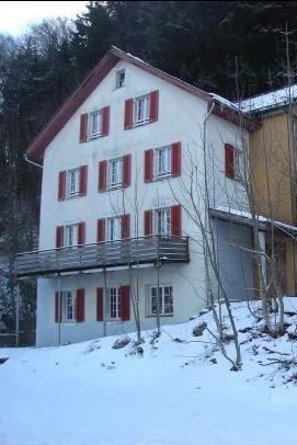 Gruppenhaus Alpina