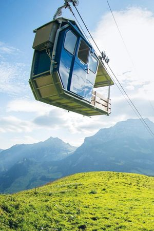 40 Bergbahnen in Nidwalden