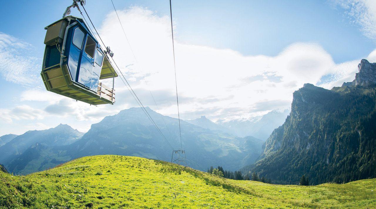 40 mountain railways in Nidwalden