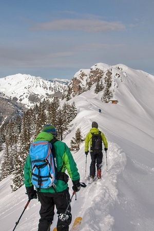 Skitouren und Freeride