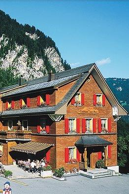 Guesthouse Post, Oberrickenbach