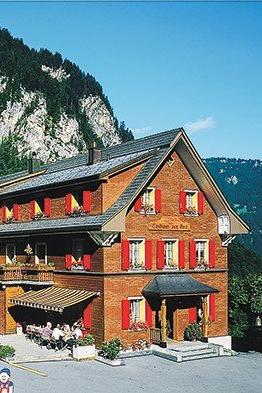 Gasthaus Post, Oberrickenbach