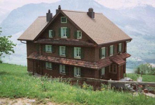 Etschenried-Hof in Obbürgen/Stansstad