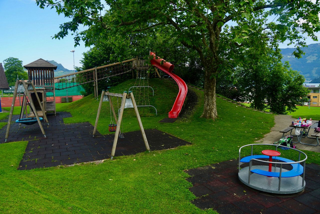 Spielplatz Sportanlage Allmendstrasse, Beckenried