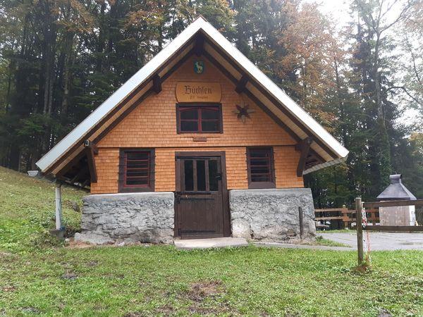 Büchsenhütte barbecue spot, Hergiswil