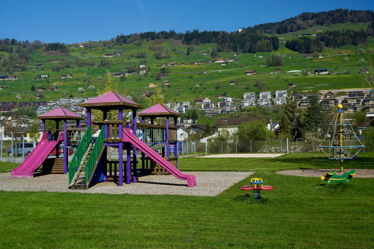 Spielplatz Strandbad Buochs-Ennetbürgen