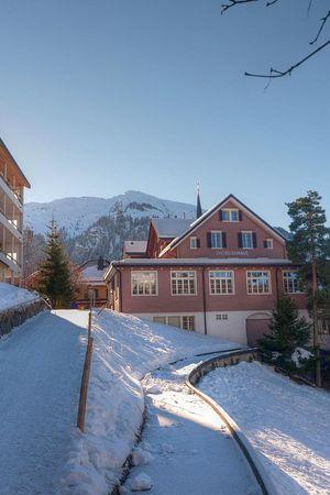 Pilgerhaus Maria-Rickenbach (vorübergehend geschlossen)