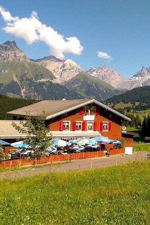 Restaurant Untertrübsee, Engelberg