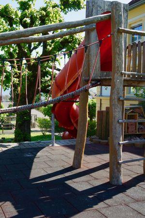 Playground Schulzentrum Kniri (school), Stans