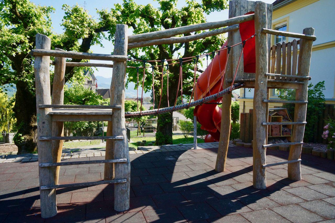 Spielplatz Schulzentrum Kniri, Stans