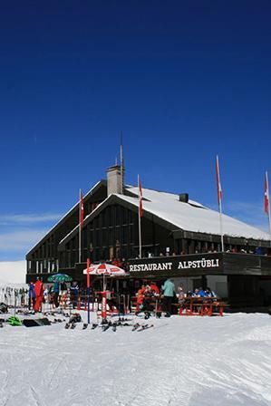 Bergrestaurant Alpstubli Trübsee, Engelberg