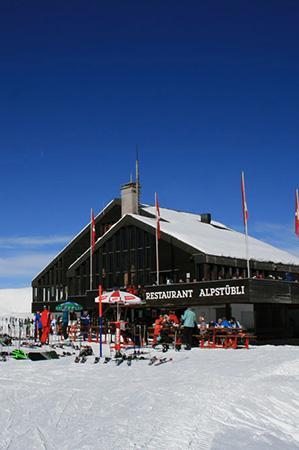 Bergrestaurant Alpstübli Trübsee, Engelberg