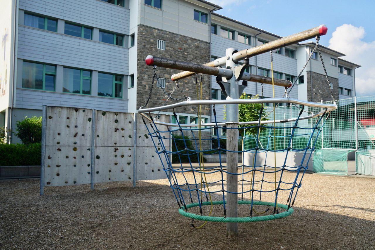 Spielplatz Lückertsmatt, Buochs