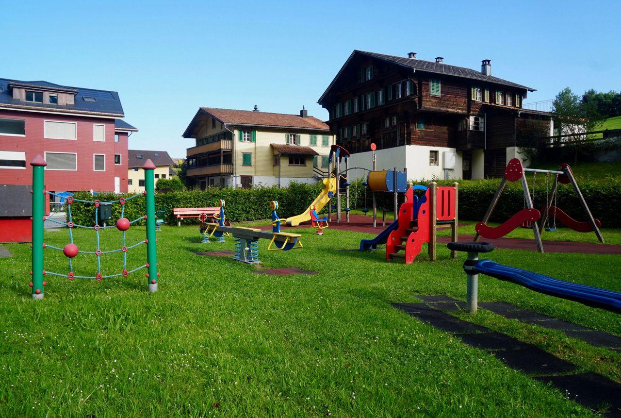 Spielplatz Dorf, Emmetten