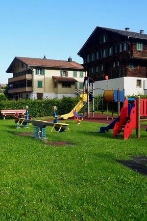 Playground Dorf (village), Emmetten
