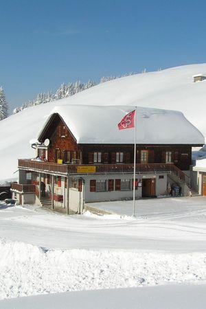 Bergrestaurant Tannibüel, Klewenalp
