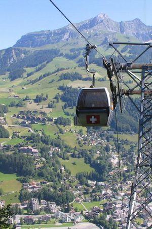 Engelberg - Trübsee - Stand