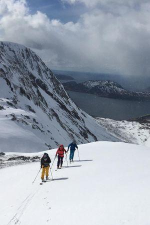 Skitouring Course Mountbee