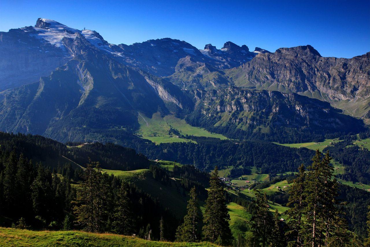 Klettersteig Brunnistöckli