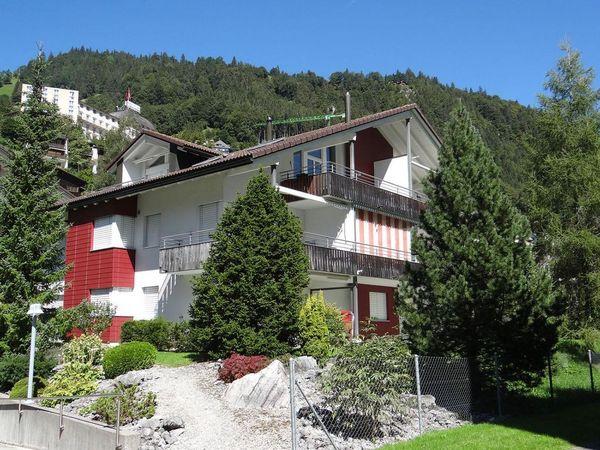 Holiday apartment Blumenweg 10