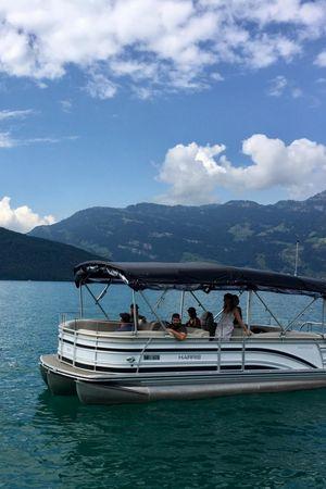 Das Boot Seerausch, Beckenried