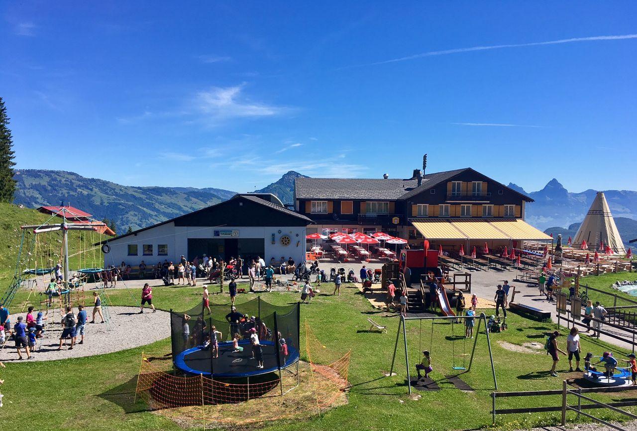 Berggasthaus StockHütte