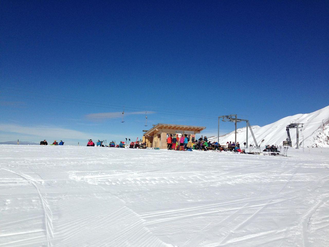 Schneeschuhlaufen und Winterwandern Bannalp
