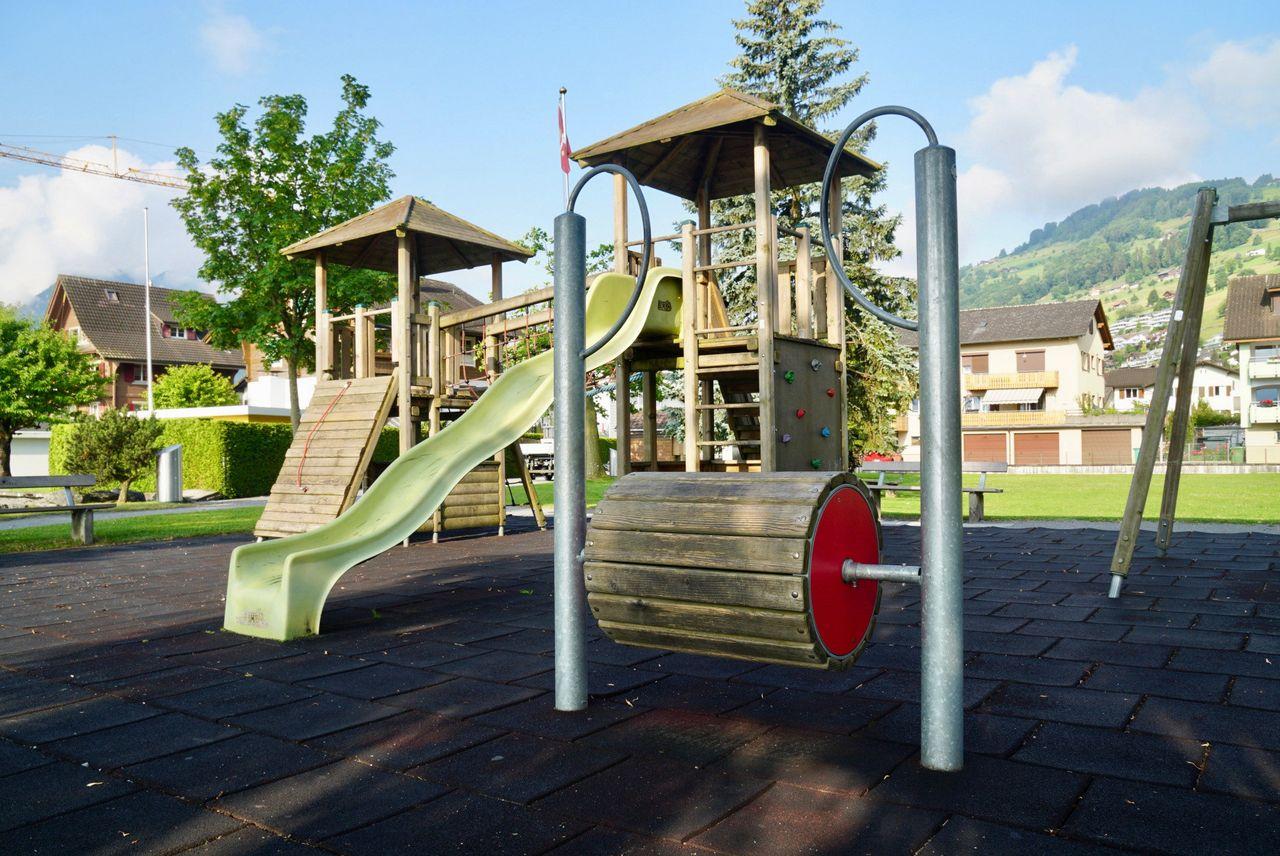 Spielplatz Seeplätzli, Ennetbürgen