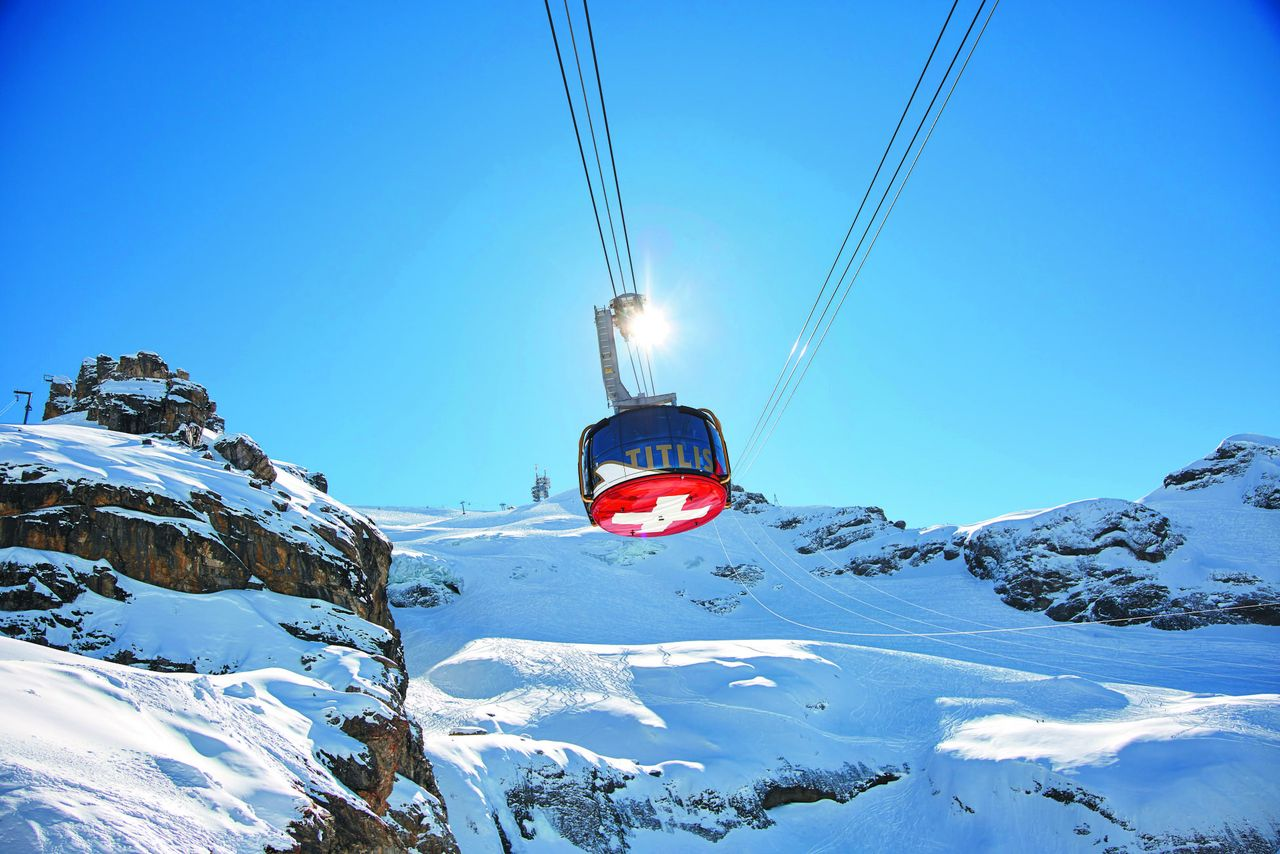 Stand - TITLIS (TITLIS ROTAIR)